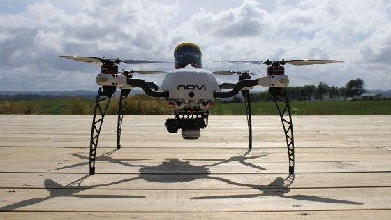 UAV rules + sausage delivery