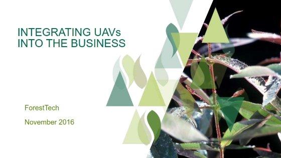 [Paper] FCNSW UAV case study