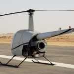 Unmanned Helicopter for Heavy Lifts