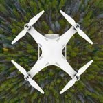 Start-up looks to an army of planting drones