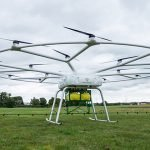 Volocopter and John Deere team up with new drone