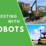 Automated harvesting with robots in the forest
