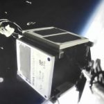 Woodsat wooden satellite completed a successful stratospheric flight