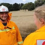 Recognition for bushfire safety contributions